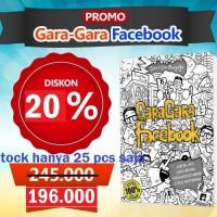 harga Promo Buku Gara Gara Facebook Tokopedia.com