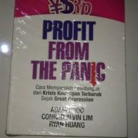 Profit from the panic Cara memperoleh keuntungan dan krisis keuangan