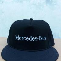 topi mercedes benz (snapback)new ukm9980 Berkualitas