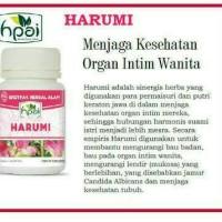 HARUMI HPAI (untuk bau badan, organ intim wanita)