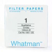 Filter Paper / Kertas Saring | Whatman No. 1 / 1001-125