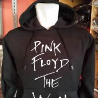 Jaket / Zipper / Hoodie / Sweater Pink Floyd The Wall - Hitam