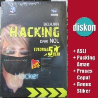 Tutorial 5 hari, Belajar Hacking dari Nol - Wahana Kompute Berkuali