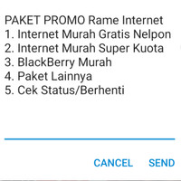 Nomor Cantik Kartu Telkomsel Sakti SUPER PROMO INTERNET