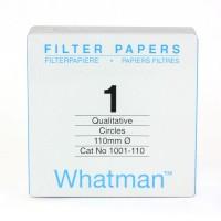 Filter Paper / Kertas Saring | Whatman No. 1 / 1001-110
