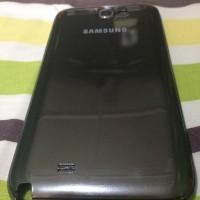 Casing Samsung Galaxy Note 2 N7100 Original Fullset + Tulang
