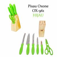 Pisau Oxone OX-961 Hijau