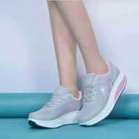 Jual supplier sepatu sport olahraga jogging wanita Murah