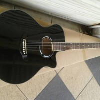 "Gitar ""YAMAHA APX 500 ii HITAM"" EQ 7545R NON BONUSS"