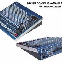 Murah !!! Mixer Yamaha Mg16/6fx (Ada Equalizer)