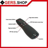 Laser Pointer Wireless Presenter For Presentation Like Logitech Akses
