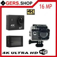 Buy 1 Get Free [ Promo ] Sport Cam 4k Action Camera Wifi Ultra 16mp F