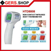 TERMOMETER HTD8808 PREMIUM CONTACTLESS DIGITAL INFRARED THERMOMETER TE