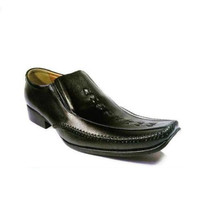 Buy 1 Get 1 [ Promo ] Sepatu Kulit G7 handmade pria Formal Kantor Kerj