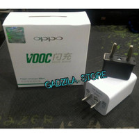 USB Adaptor Charger OPPO VOOC 4A Batok Kepala Fast Charging