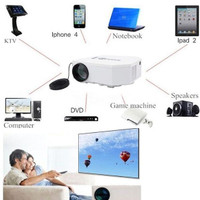 Mini Projector UC30 | Mini Video Projektor Proyektor UC-30 UC 30