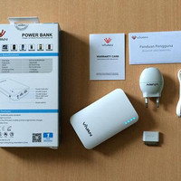 Powerbank Vivan IPS08 7800mah IPS-08 PB