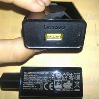 Charger LENOVO Fast Charging 2A 9V Original ORI + USB Kabel