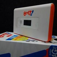 Modem BOLT ORION Unlock ALL GSM | Wifi Mifi Unlocked (Tanpa Perdana) P