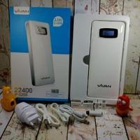 Powerbank Vivan IPS20 22400mAh | IPS-20 IP-S20 Portable Charger