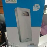 Powerbank Vivan IPS20 22400mAh | IP-S20 IPS-20 IPS 20 22400 mAh