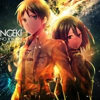 DVD Film Anime Shingeki no Kyojin Sub Indo (Completed+Movie)