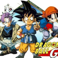 DVD Film Anime Dragon Ball GT Sub Indo (Completed+Movie)