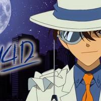 DVD Film Anime Magic Kaito Kid Sub Indo (Completed)