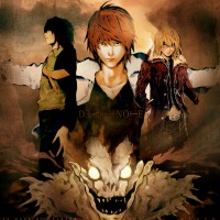 DVD Film Anime Death Note Sub Indo (Completed+Movie)