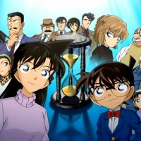 DVD Film Anime Detective Conan Movie+OVA+Special Sub Indo (Completed)