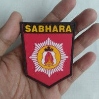 Patch rubber SABHARA
