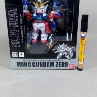 Mainan action figure Gundam Wing gundam zero Sd gundam Action figure