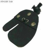 Jual finger tab/panahan/pelindung jari/murah Murah