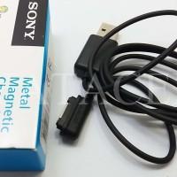 Kabel Data Sony Magnetic Original 100% Xperia Z/Z1 Mini/Compact/Z2/Z3