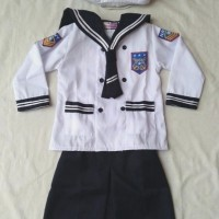 harga Baju Angkatan Laut (sailor) Anak Tokopedia.com