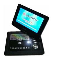 DVD portable 7,8 inch+TV+game tendo+Radio