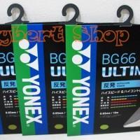 Senar Raket Yonex BG-66 / BG66 Ultimax Japan (JP)