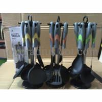 Jual Sutil Spatula Oxone OX-975 Kitchen Tools High Quality Nylon Material P Murah