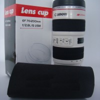 Gelas Mug Lensa Kamera Canon 70-200mm Jumbo Collector Edition