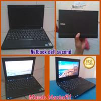 notebook dell 2110 murah/laptop bekas/second berkualitas