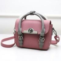Jual tas wanita import korea handbag tali pesta murah batam terbaru ott5 Murah