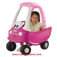 Mobil Little Tikes Princess Cozy Coupe Magenta