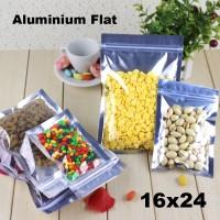 Plastik Klip 16x24 | Plastik Ziplock aluminium foil | kemasan packagin