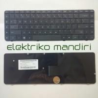 Keyboard HP Compaq Presario CQ56, CQ62, G56, G62 Hitam/ AER15U00310
