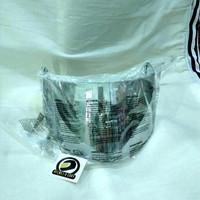 Visor (kaca) Nolan N64 Iridium Silver