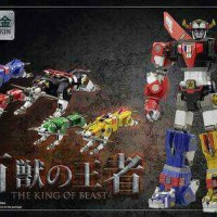 Madtoys Infinity Gokin King of Beast a. k. a Voltron a. k. a Golion
