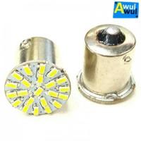 2pcs Lampu Rem Mobil LED 1156 BA15S SMD 3014