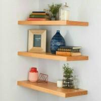 3pcs Rak dinding minimalis /floating Shelf /Rak Ambalan