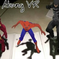 Jual Kartu 4D Super hero Marvel Murah