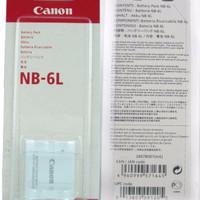 Baterai battry canon NB-6L for Digital IXUS 85is/IXUS 200/210/105/
